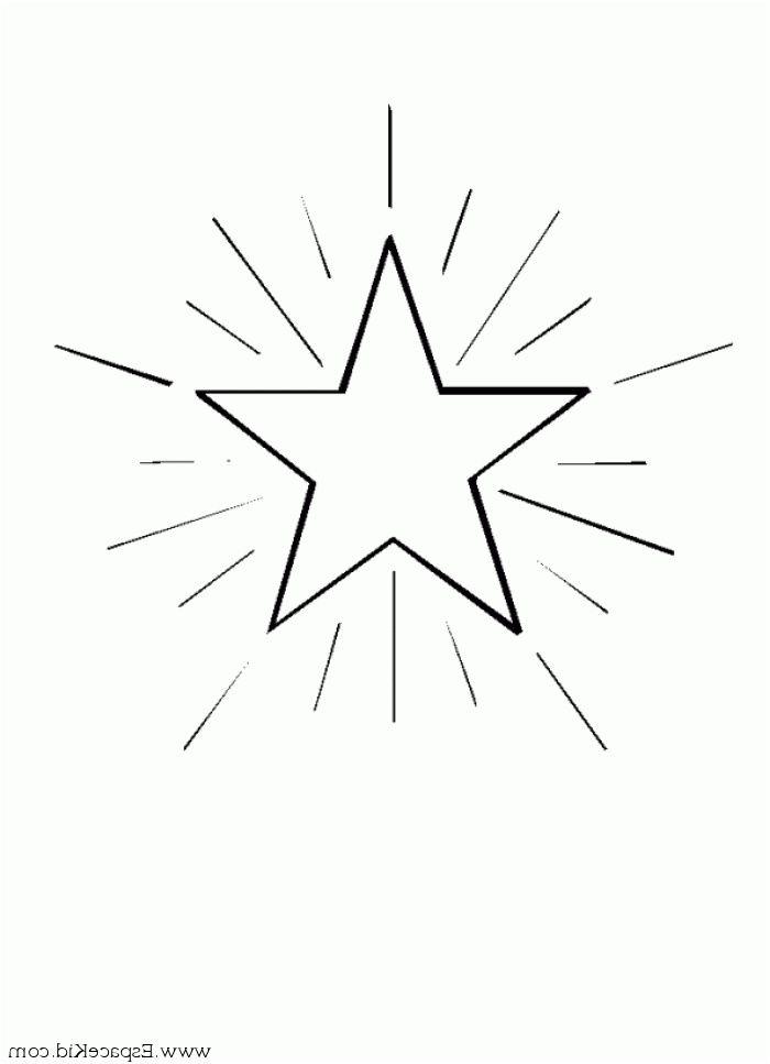 10 Fabuleux Coloriage Étoile De Noel Photos | Coloriage étoile