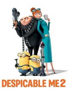Despicable Me 2 Watch Online 2013 Hindi Dubbed Hollywood Movie