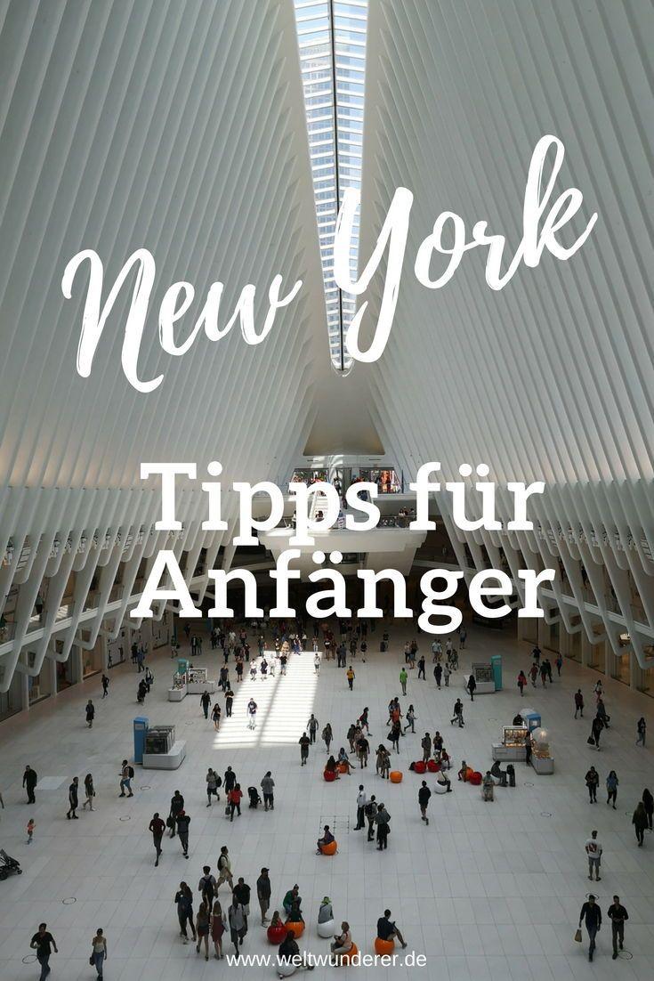 New York für Anfänger: die wichtigsten Tipps | weltwunderer