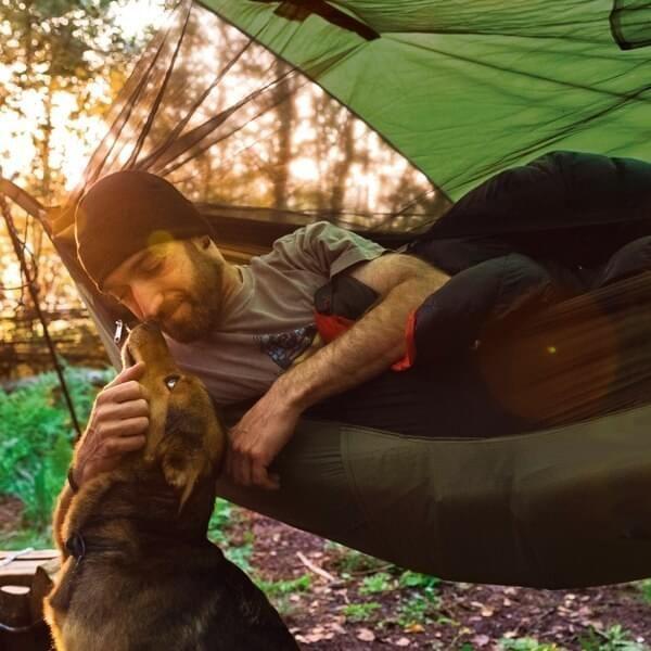 Das leichteste Hängezelt der Welt Hängezelt, Zelten und