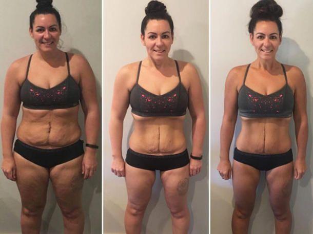 Wie man in einem Monat 6 Kilo Gewicht verliert