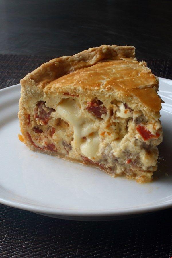 Photo of Chef John's Pizza Rustica Recipe