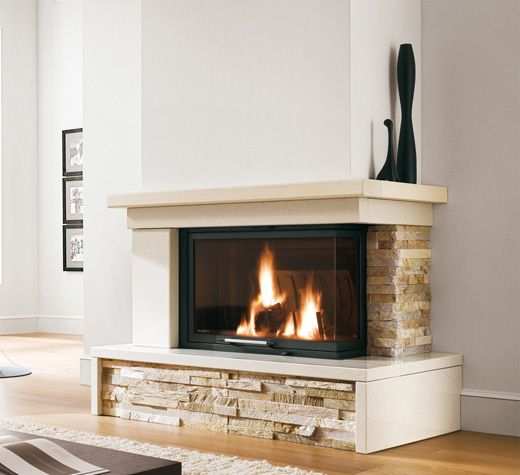 Fireplaces and stoves - Palazzetti   Palazzetti obloge in 2018 ...