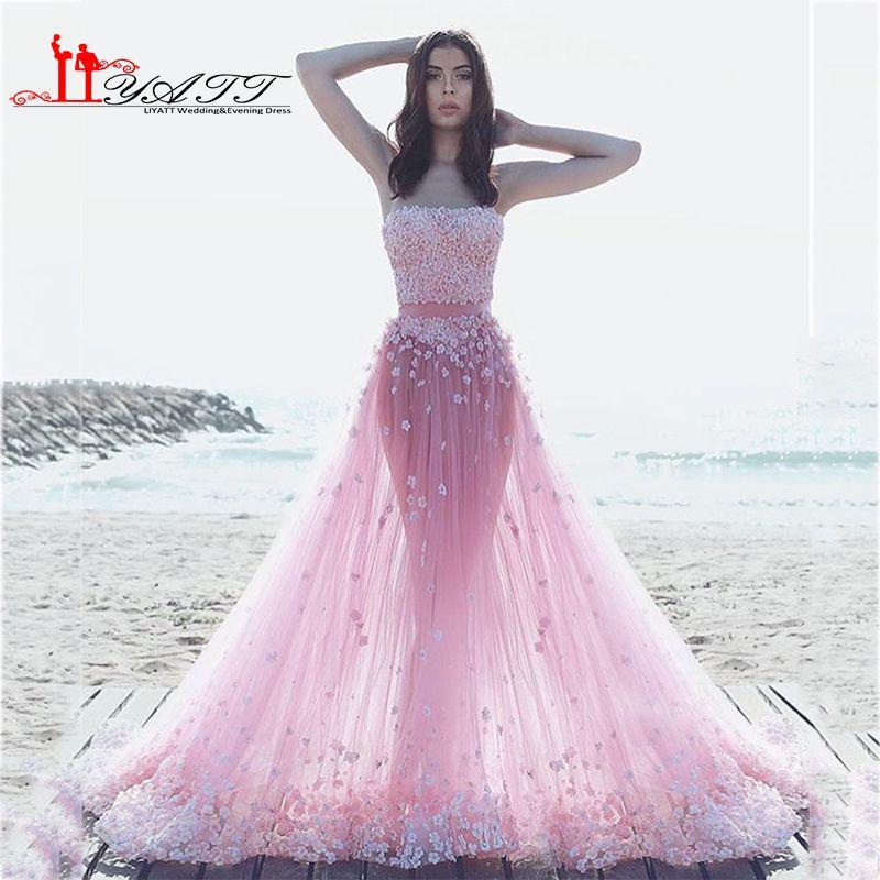 Perlas de Color Rosa de Hadas Estilo Árabe de Dos Piezas Sin ...