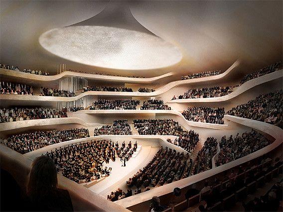 Elbpharmonie Berlin Architects Herzog De Meuron Concert Hall Elbphilharmonie Concert Hall Elbphilharmonie Hamburg