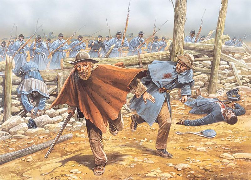 an introduction to the history of the battle of nashville The battle of franklin trust is a 501(c)3: we operate on admissions, gift shop sales, membership, and donations franklin's rich history is within your reach join us for a specialty tour for an in-depth look at our history.