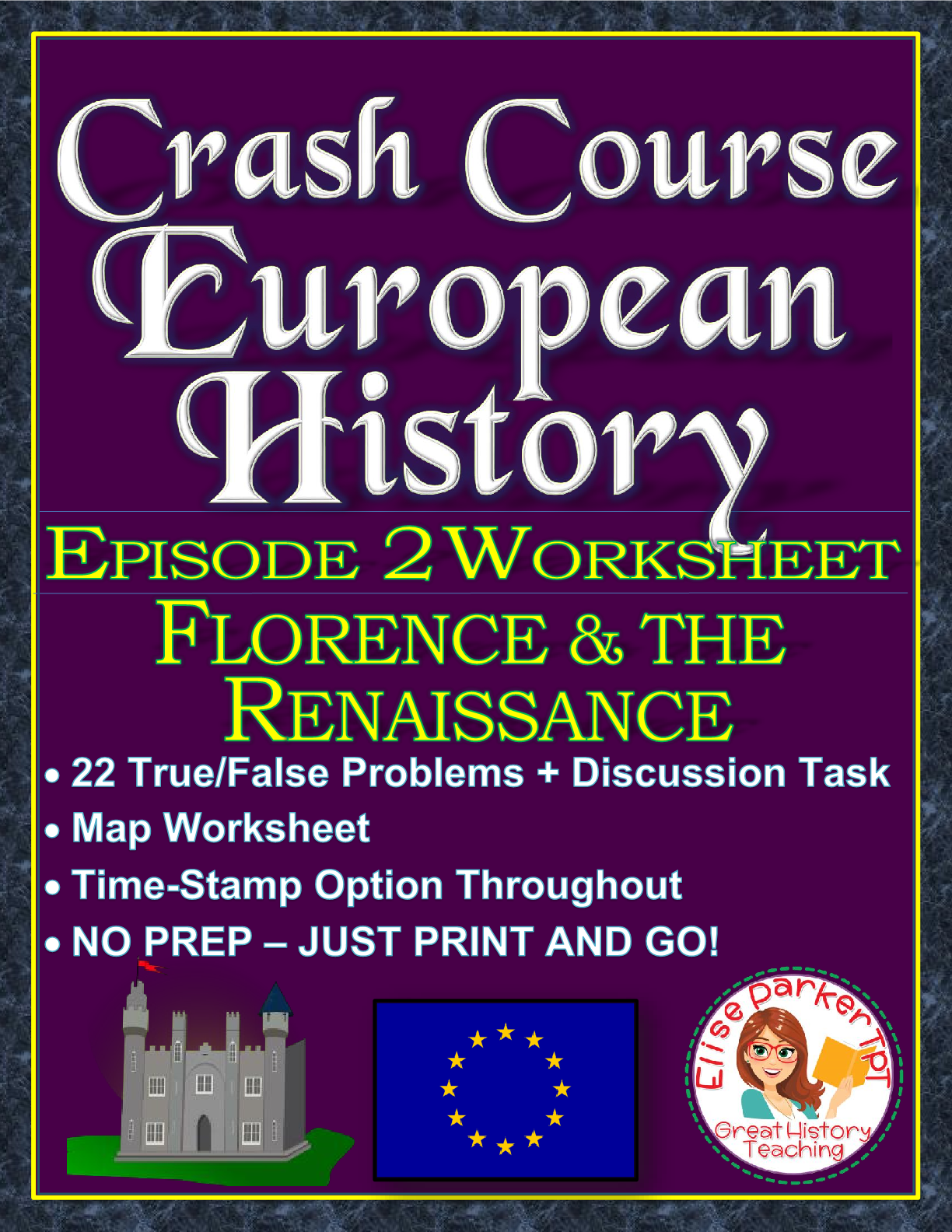 Crash Course European History Episode 2 Worksheet