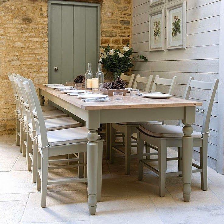 9 fotos de decoración de comedores rústicos | Furniture | Sala de ...