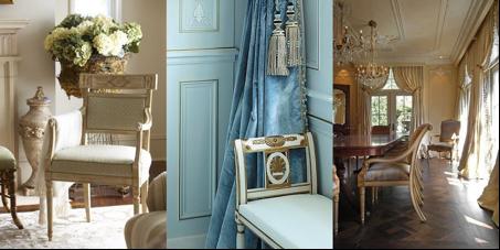d coration d int rieur inspiration louis xv louis xvi le style directoire nous invite au voyage. Black Bedroom Furniture Sets. Home Design Ideas