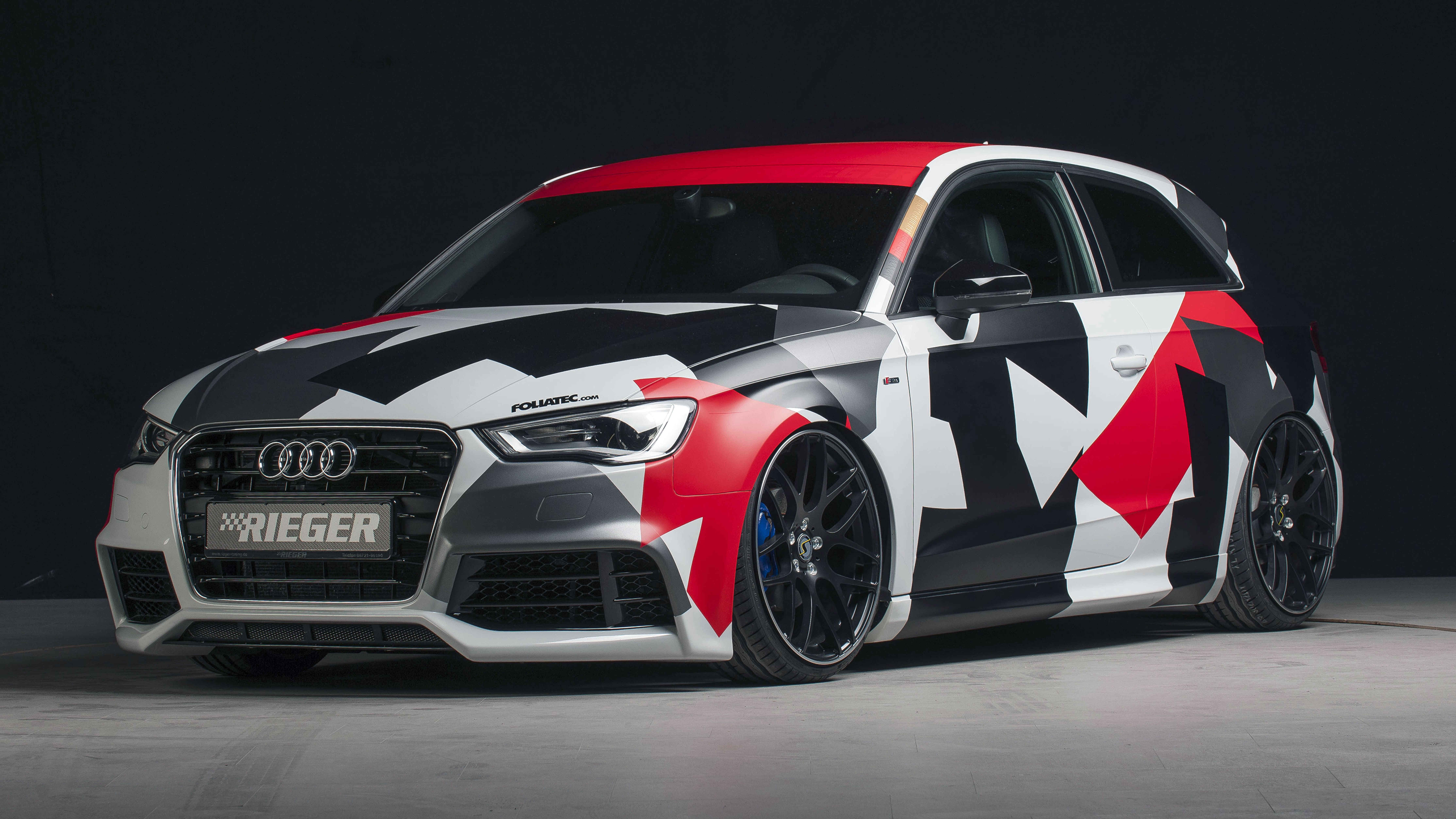 Rieger audi rs3