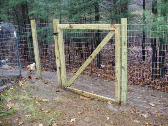 Make your own goat proof fence homesteading pinterest for Make your own fence