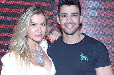 ACONTECE: Andressa Suita conta que Gusttavo Lima a proibiu d...
