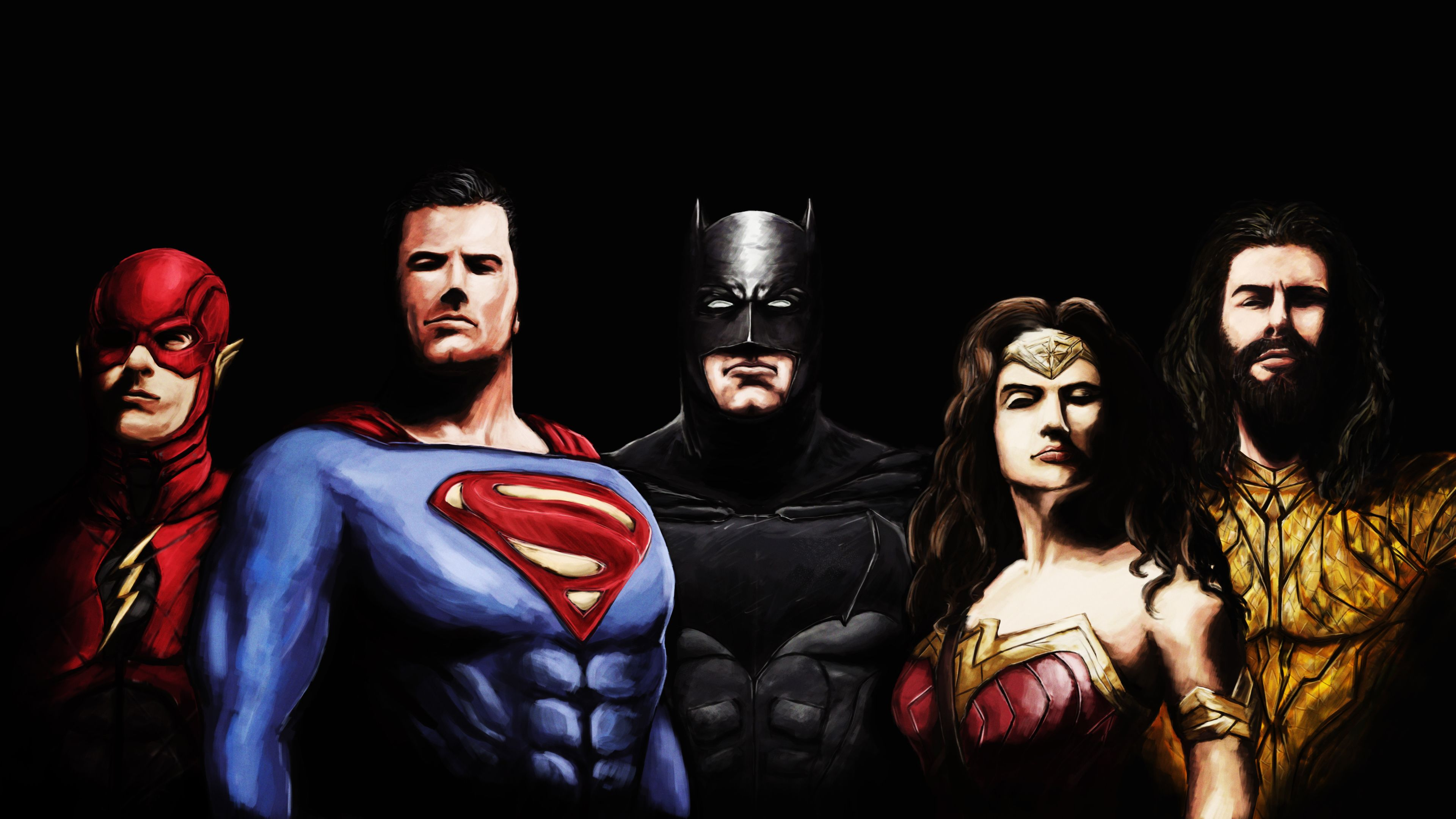 Justice League Art 4k Superheroes Wallpapers Justice League Wallpapers Hd Wallpapers Digital Art Wallpapers Dev Justice League Art Superhero Justice League
