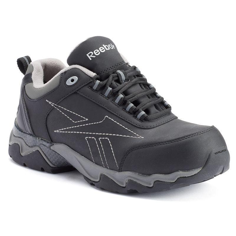High-Fashion  Reebok Work Beamer Men's Composite-Toe Shoes