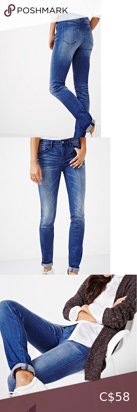 New! RW&Co Skinny Stretch Jeans