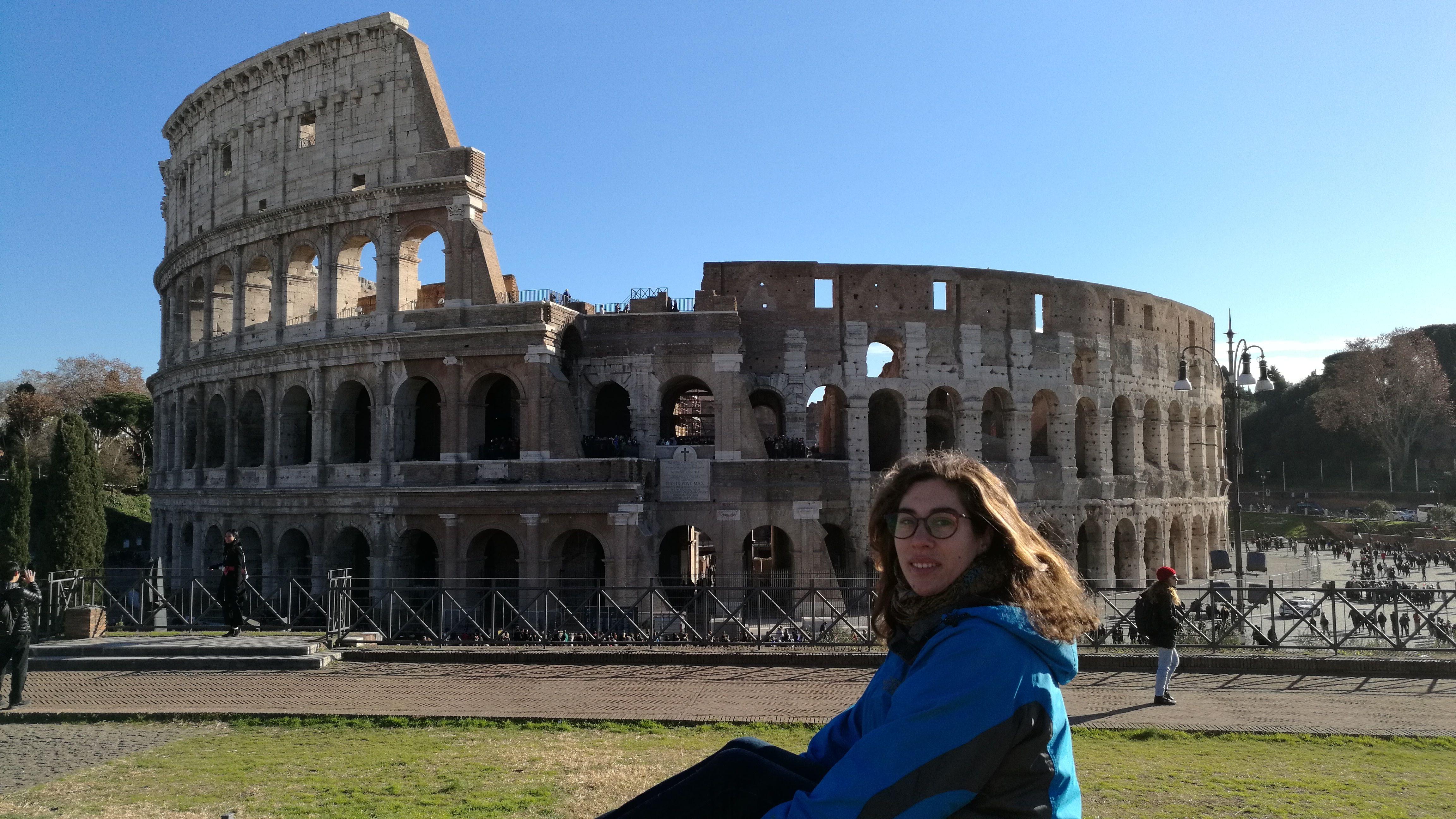 El famoso Coliseo