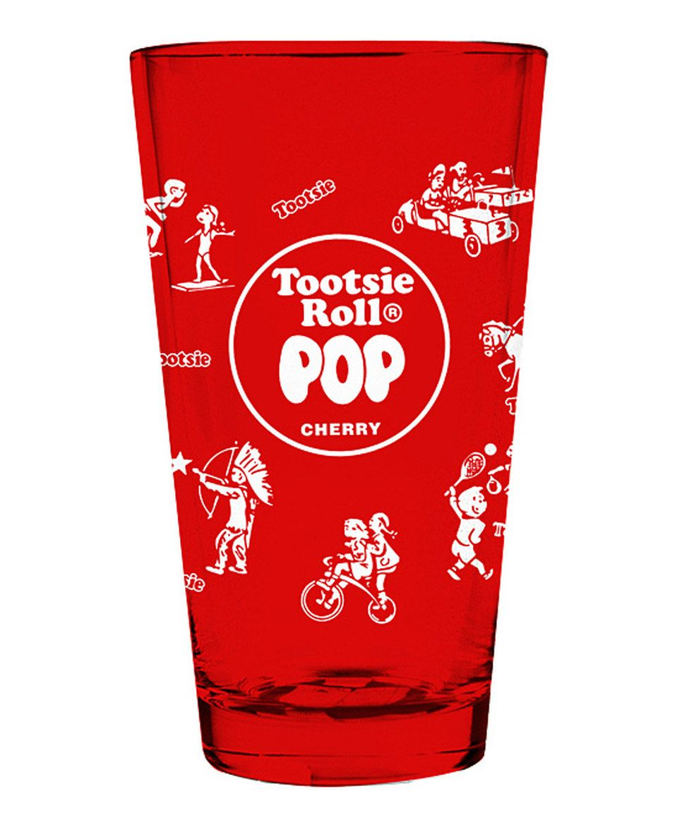 Look what I found on #zulily! Red Tootsie Roll Pops Pint ...  Red Tootsie Pop