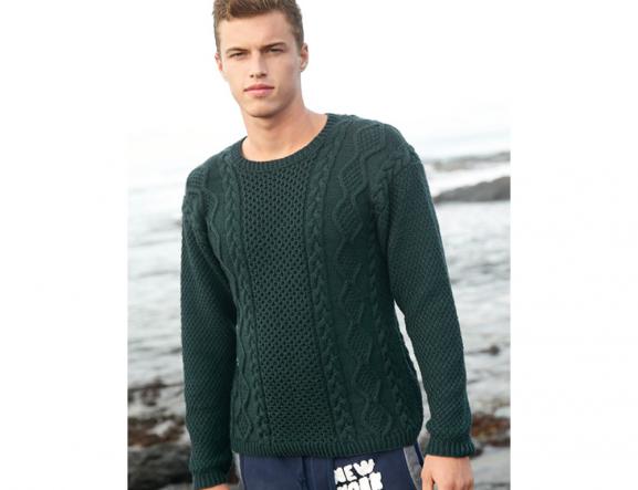 pullover strickmuster herren