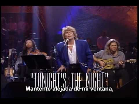 Tonight's the Night (Gonna Be Alright). subtitulada