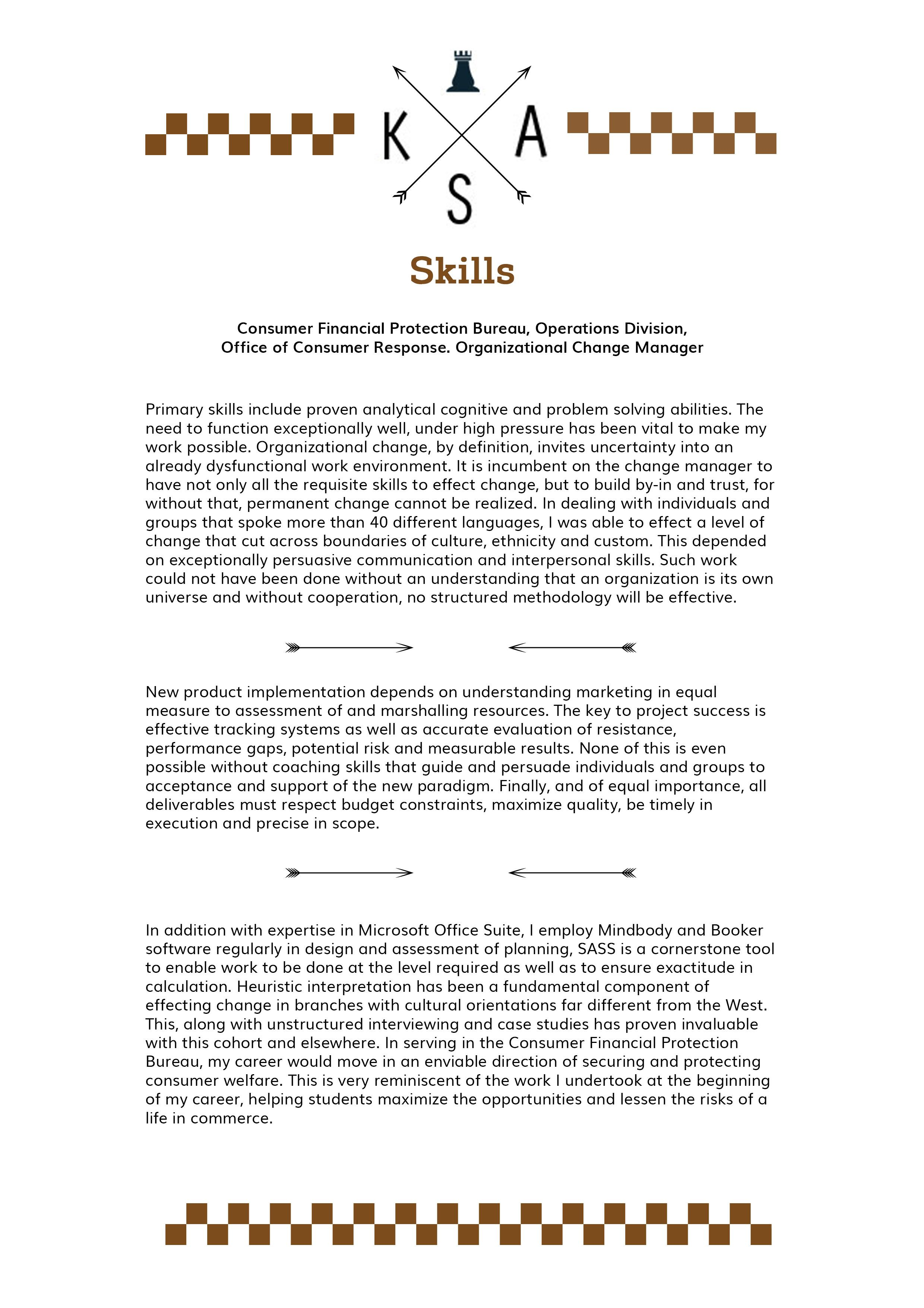 Knowledge Skills And Abilities Example Knowledge Skills Abilities Skills Knowledge Problem Solving