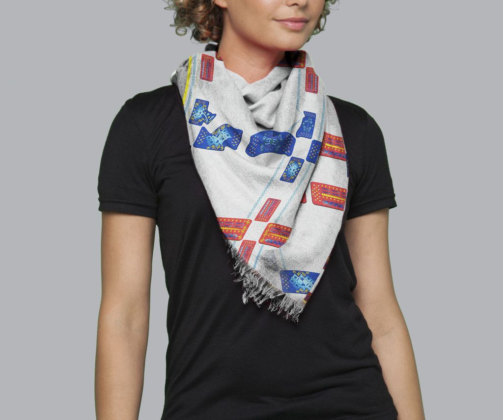 Modal Scarf - DANCER by VIDA VIDA 396pFWvnf