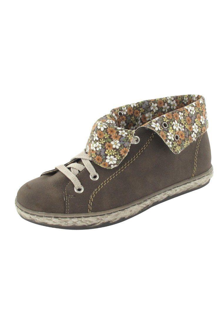 Rieker - Julia - Sneaker high - taupe