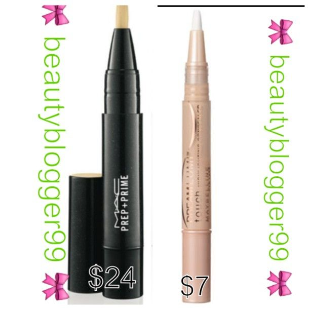 mac prep and prime highlighter pen dupe
