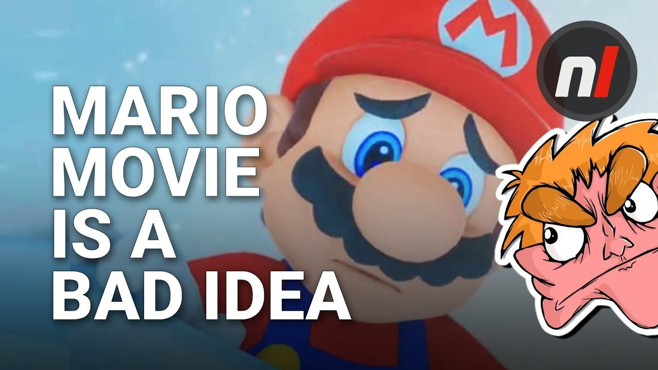 The Mario Movie By Illumination Is A Bad Idea W Ihe Mario Super Mario Bros Movies