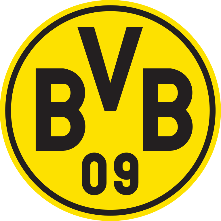 Borussia Dortmund logo - Borussia Dortmund – Wikipedia | everything ...