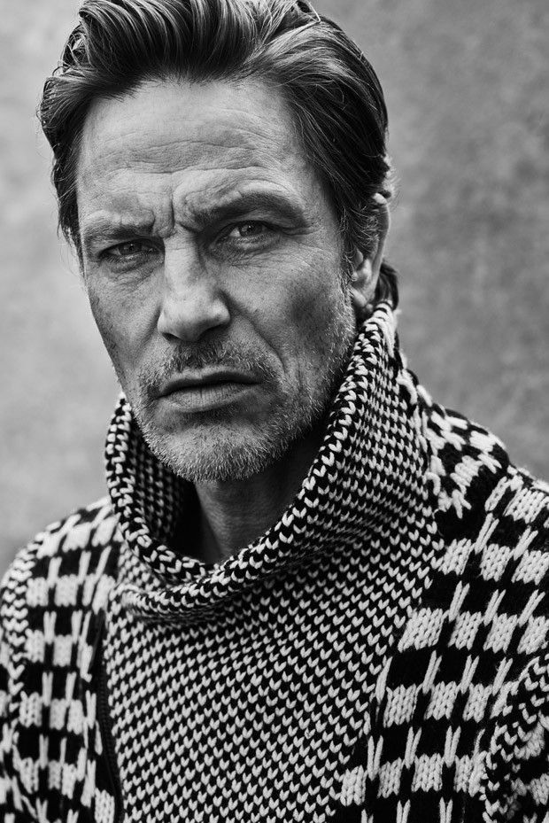 Andre Van Noord, Baptiste Radufe and Werner Schreyer for Belstaff