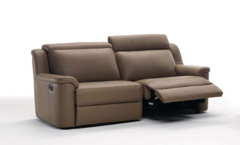 Merveilleux Cool Leather Electric Recliner Sofa , Epic Leather Electric Recliner Sofa  93 In Sofa Table Ideas