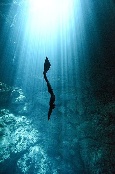 Freediving: The Magic Of Exploring The Ocean On A Single