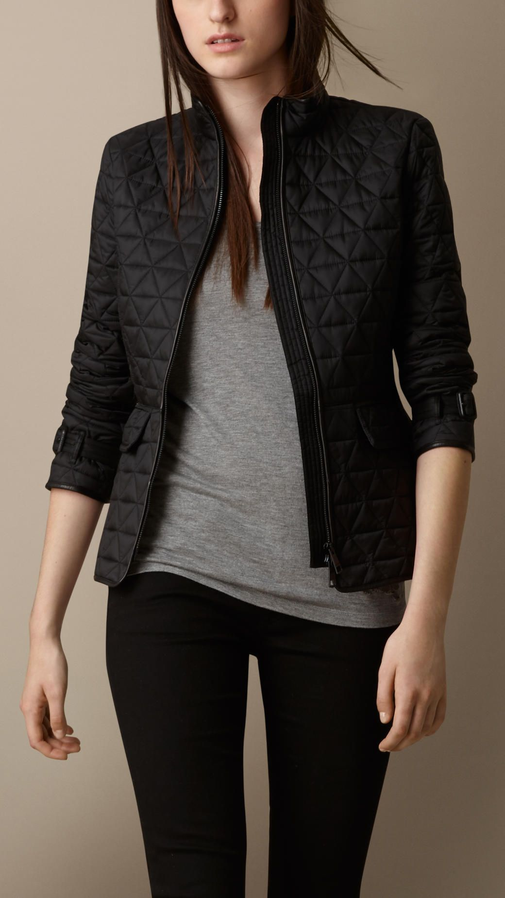 70454394d Quilted Jackets & Puffers for Women in 2019 | Women's Fashion ...