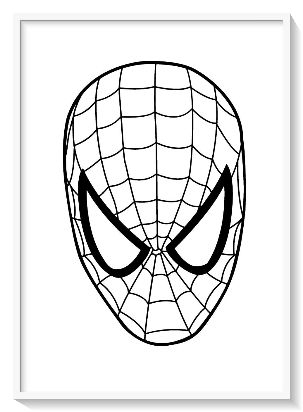 Los Mas Lindos Dibujos De Spiderman Hombre Arana Para Colorear Y Pintar A Todo Color Im Calabaza De Spiderman Hombre Arana Para Pintar Spiderman Para Pintar