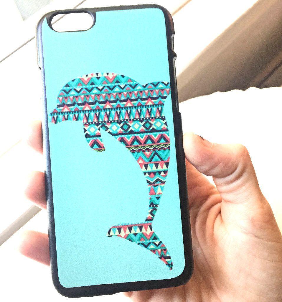 Dolphin iPhone Case | Fundas moviles, Fundas para iphone 6, Fundas para  iphone