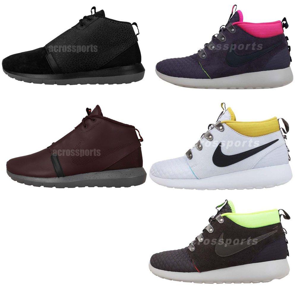 nike roshe run sneaker boot ebay official site