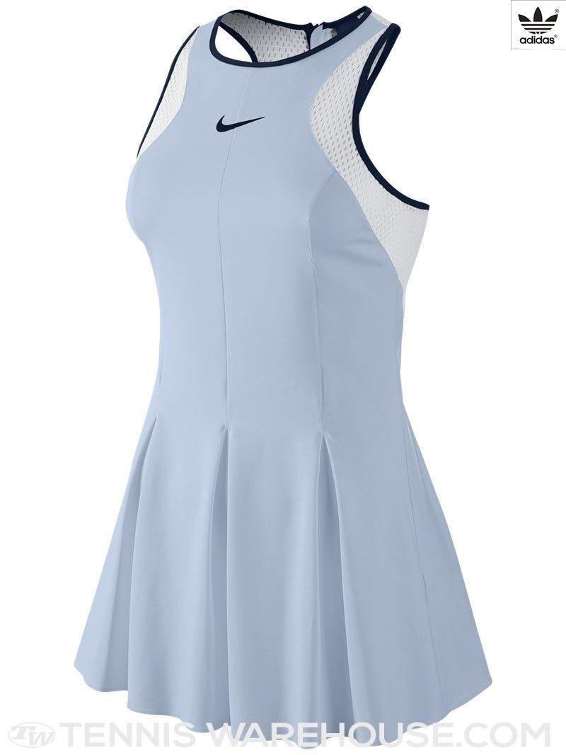 Nike Womens Spring Premier Maria Tennis Dress Winter Outfits Tennis Clothes Nike Basketball Shoes Tennis Dress