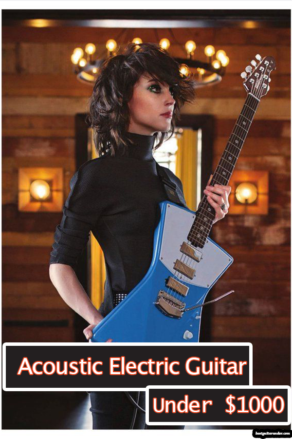 Best Acoustic Electric Guitar Under 1000 Honest Review In 2020 Electric Guitar Guitar Acoustic Electric Guitar