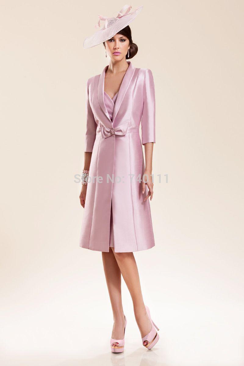 Coat Dress Mother Of The Bride - Uniixe.com | Wedding ideas ...