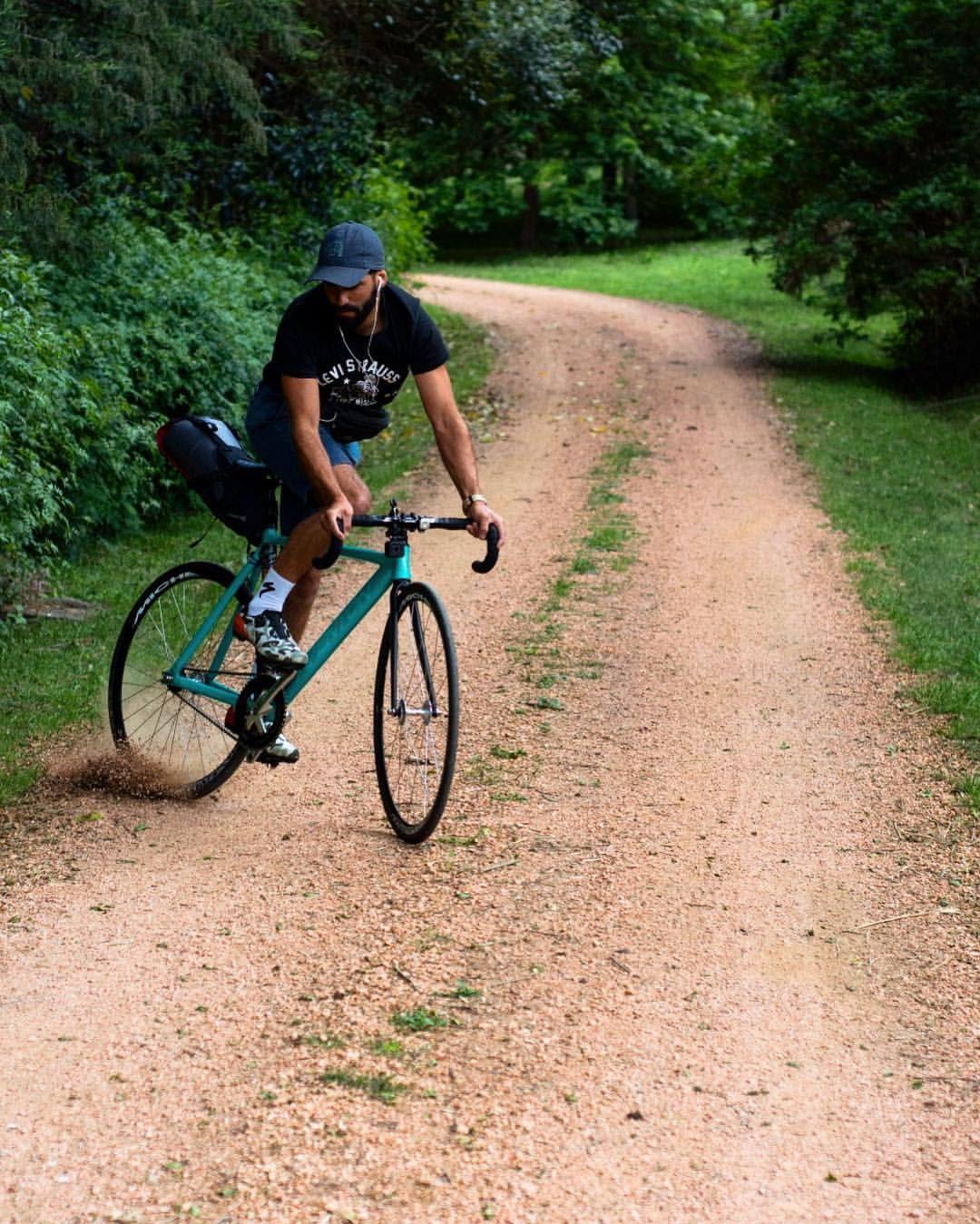 Miniskid Fixedgear Bikepacking Long Trips Touring