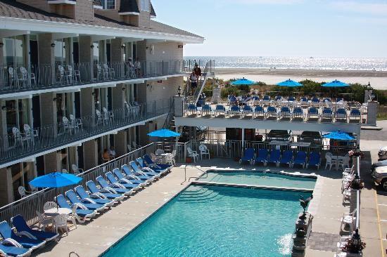 Fleur De Lis Beach Resort Only Plase I Stay In Wildwood