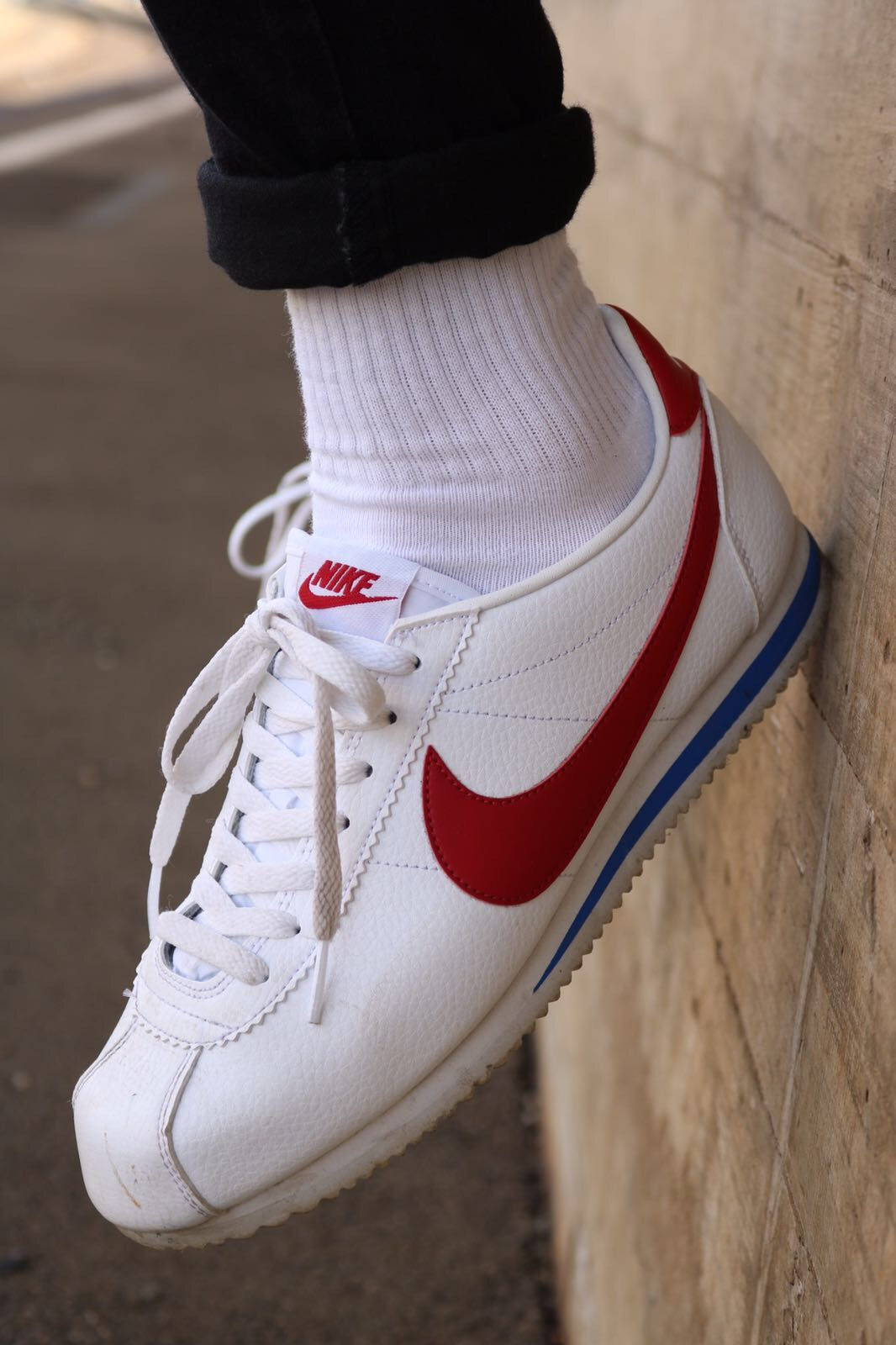 size 40 197dd e16e4 Nike Air Cortez QS Forrest Gump | Shoes in 2019 | Forrest ...