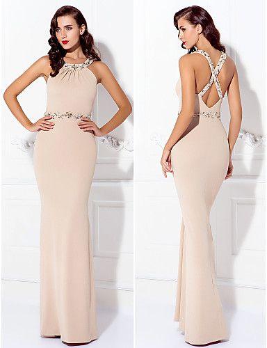 Espaldas de vestidos de noche