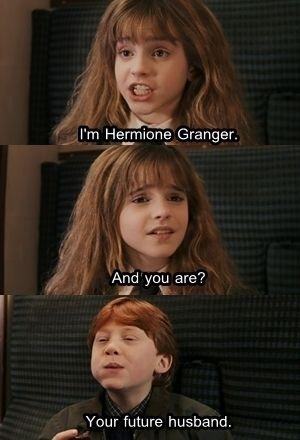 Harry Potter: 10 Memes That Ron Weasley Fans Will Love  |Love Harry Potter Ron Meme