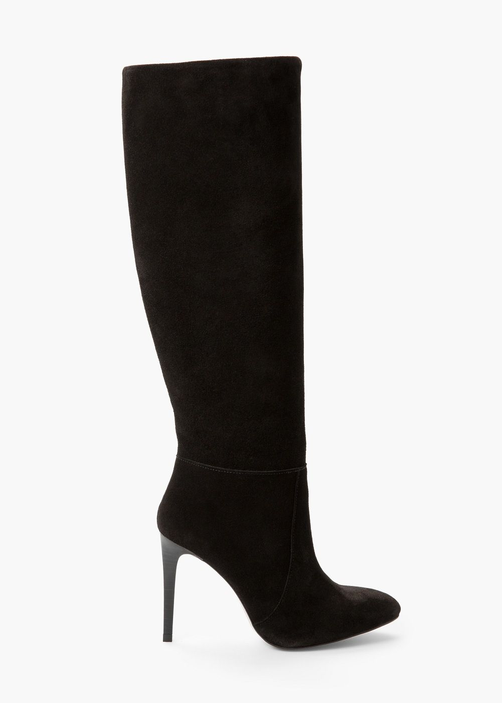 45f3f354aae4 High-leg suede boots - Shoes for Women
