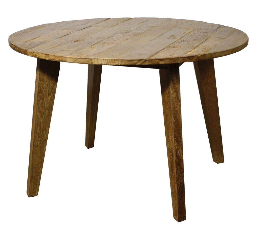 Get In Touch With Your Inner Mountain Man (or Woman) With This Stunning  Natural Dining Table From Rustic Canyon Furniture.