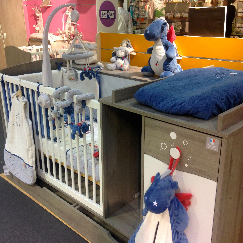 le nouveau lit transformable gaïa de bébé lune par autour de bébé