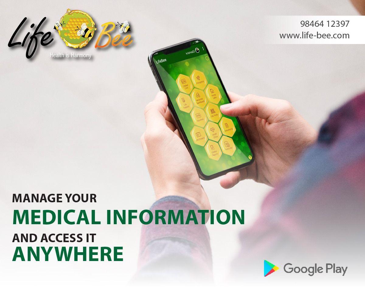 MobileApp, Healthcare, MedicalCare, LifeBeeApp, LifeBee ...