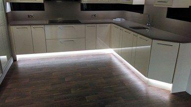 Kitchen kickboard lighting home safe kitchen plinth led lighting google search utility workwithnaturefo