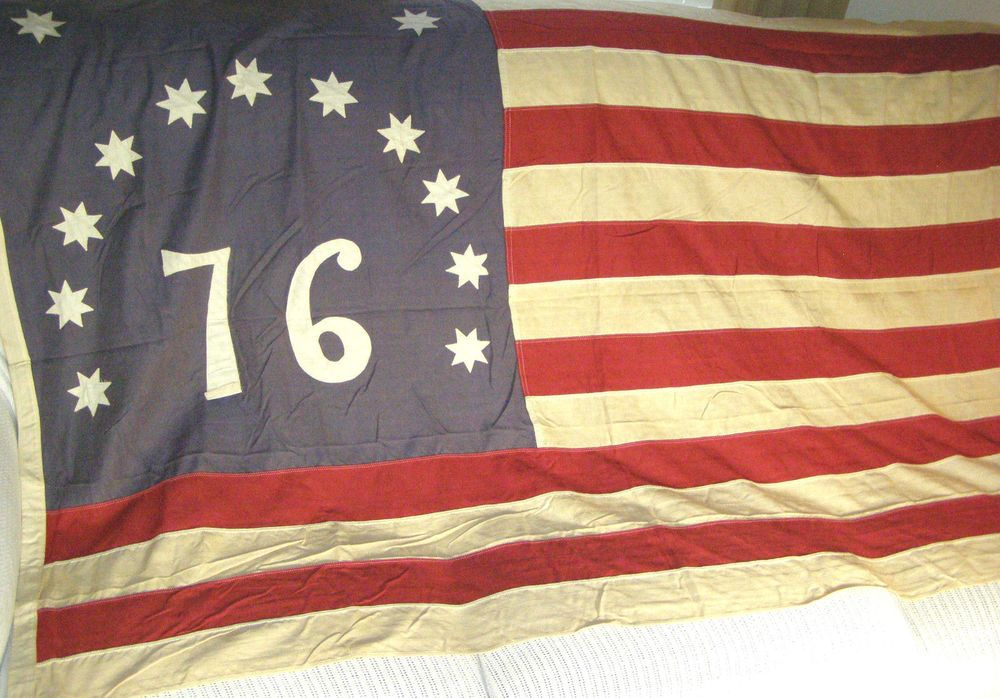 Cotton Sewn Star United States Bennington 76 Flag 4 X 6 Storm King Wpl 1721 Country Flags Us Country Storm King